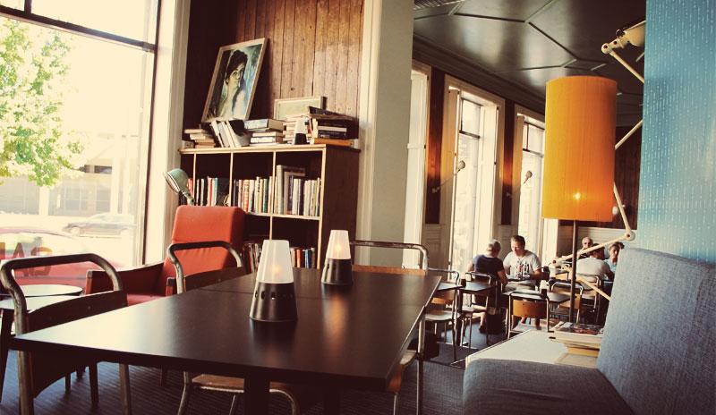 Cafe laundromat bislett